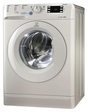 Cyber Monday  Indesit XWE71452WEU Wasmachine Innex, 1400tpm, 7kg, Display, Energie A+ voor €295 @ 123keukenapparatuur.nl