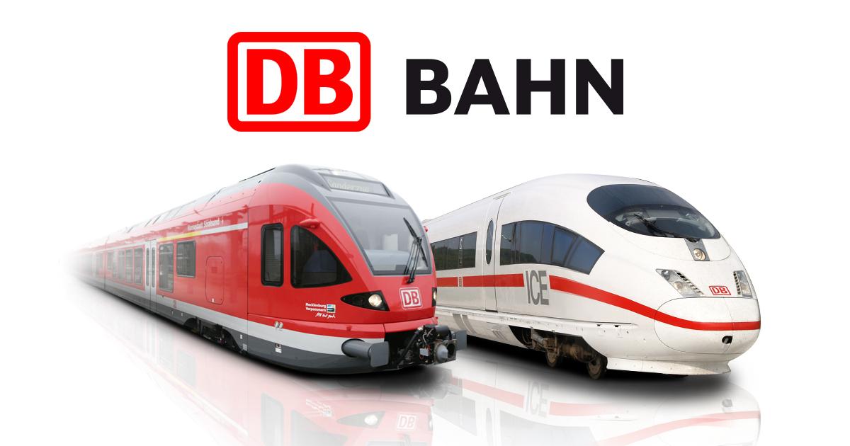 Reis één dag in heel Duitsland met de trein  voor  € 29 @ Deutsche Bahn