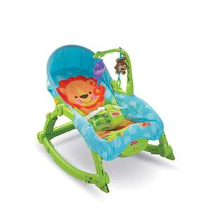 [Black Friday] Fisher-Price 'luxe wipstoeltje' voor €29 @ Bart Smit