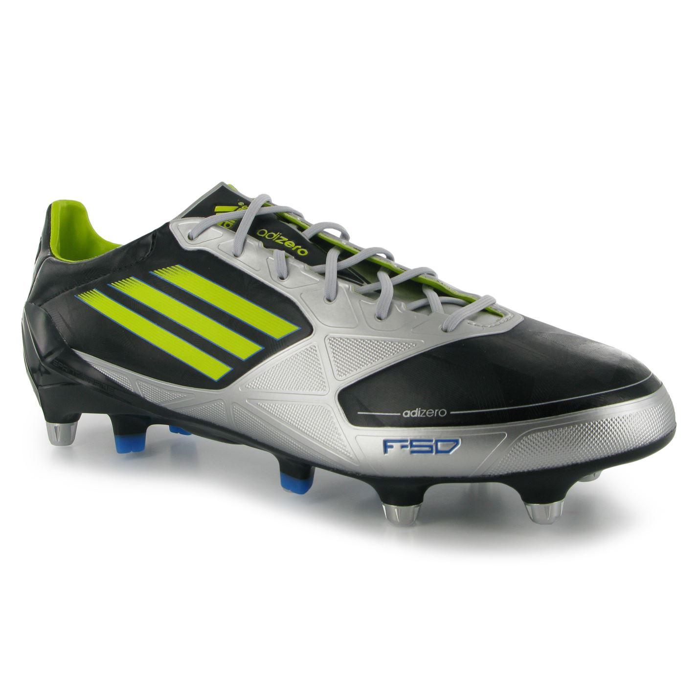 Adidas F30 en F50 voetbalschoenen vanaf € 11,39  @ SportsDirect