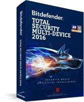 Bitdefender Antivirus Plus 1 jaar (of andere versies) vanaf €8 @ Bitdefender