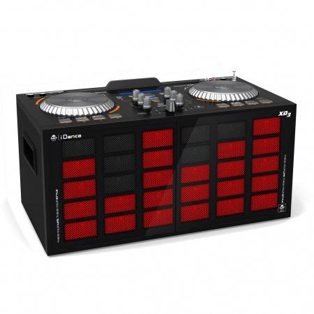 iDance XD3 Bluetooth speaker met mixer voor €79 @ Bax-Shop