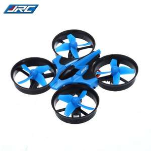 JJRC H36 2.4GHz 4 Channel 6 Axis Gyro Quadcopter One Key Automatic Return / 3D Flip voor €13,07 @ Everbuying