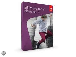 Adobe Premiere Elements 13 - Engels / Windows/ Mac/ DVD voor € 54,99 @ Bol.com