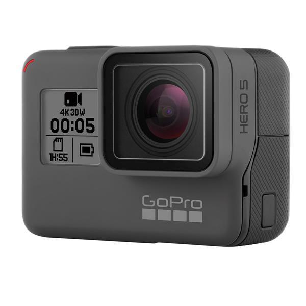 GoPro Hero 5 voor 343,99 bij Intersport