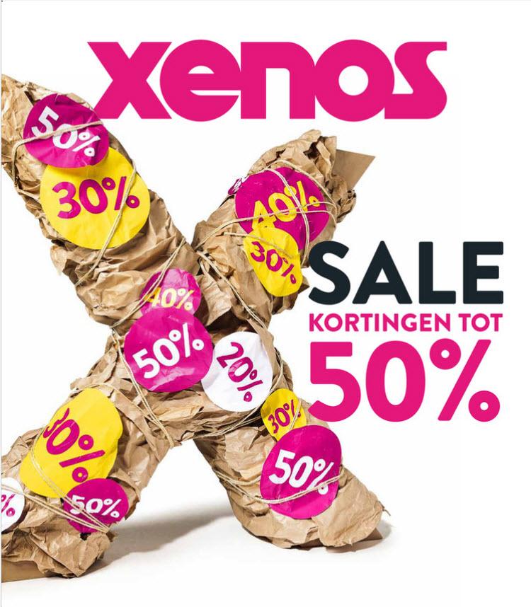 Sale tot 70% korting @ Xenos