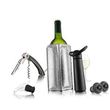 10 euro. Vacuvin Wine Essentials Gift Set [BLOKKER]
