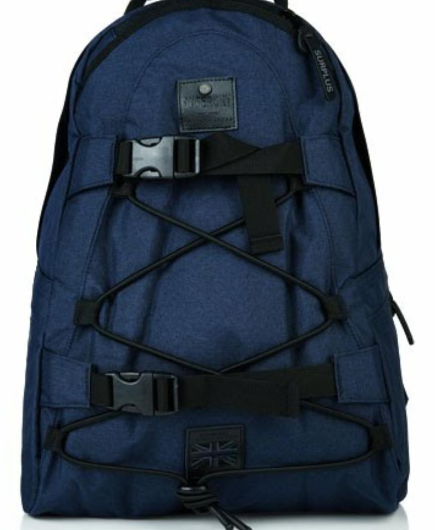 Superdry Surplus Backpack van €59,95 voor €29,98 @Superdry.nl (gratis verzending)