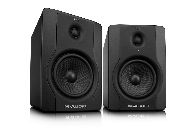 M-AUDIO BX5 D2 - 2 stuks [fout?]