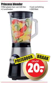 Princess Blender @ Dirk vd Broek