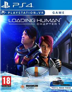 Loading Human: Chapter 1 (Playstation VR) voor €15 @ YourGameZone