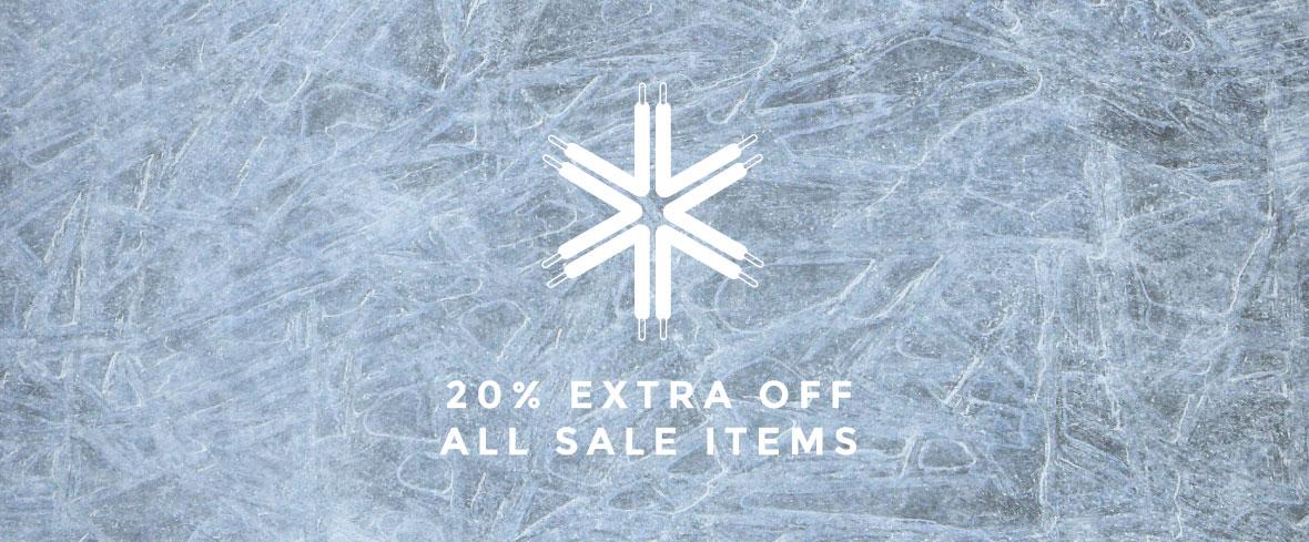 [Update: nu 25% extra] 20% extra korting op sale @ Sneakerbaas