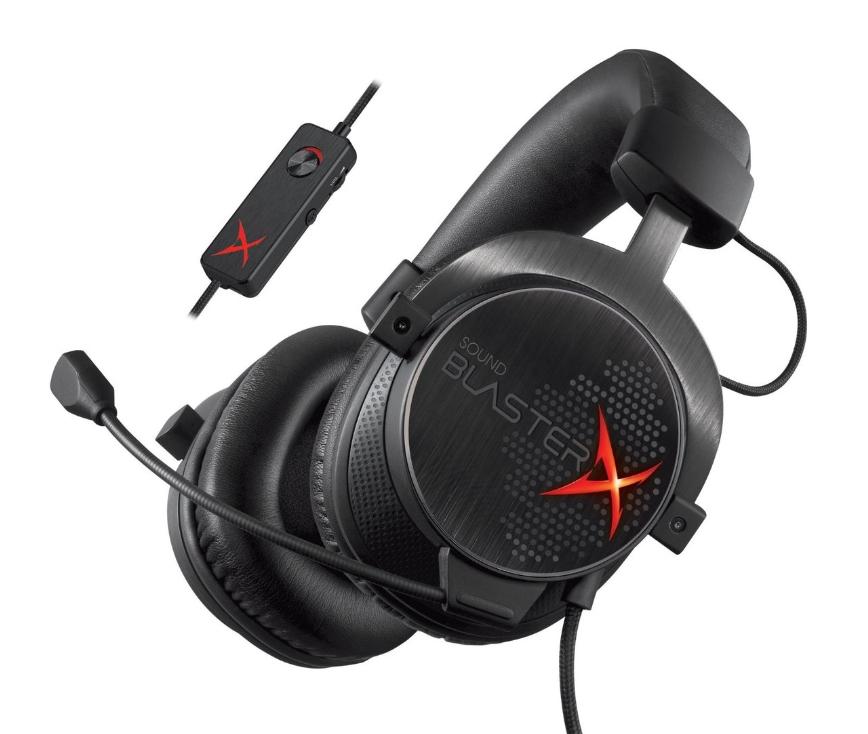 Creative Sound Blasterx H7 voor €79,79 @ Alternate