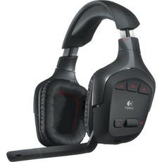 LogitechWireless Gaming Headset G930