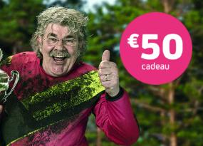 €50,- cadeau bij openen betaalrekening bij SNS Bank
