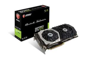 MSI GeForce GTX 1070 Quick Silver 8G OC voor 399,- @ Gamingtotaal