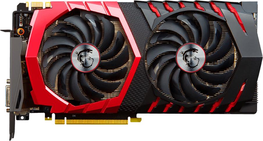 MSI GeForce GTX 1080 GAMING 8G bij GamingTotaal voor 569 euro!