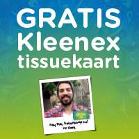 Gratis (1 of 2) doos Kleenex balsem met coupon @ Kruidvat