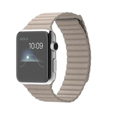 Apple Watch zilver/beige voor €399 @ Directsale