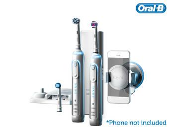Secretdeal Oral-B Genius 8900 Tandenborstels voor €129,95 @ iBood