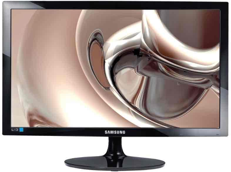 """Samsung S24D340HSX 24"""" Full HD 2ms monitor @MediaMarkt"""