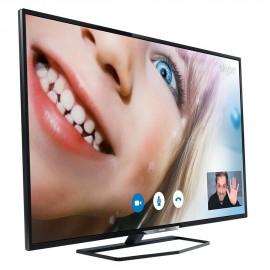 Philips 55PFK5709 Smart FULL HD LED TV voor €799,- @ Hificorner