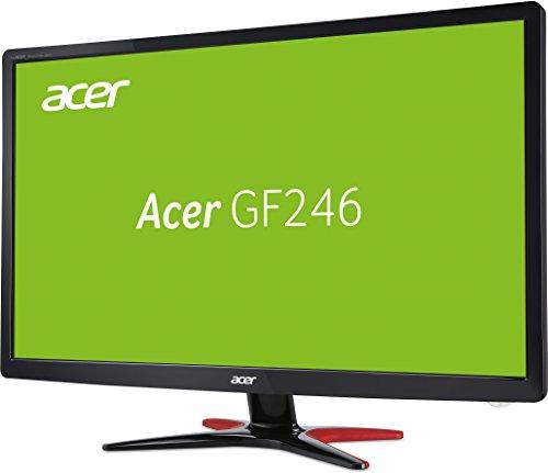Acer GF246 24 Inch Gaming Monitor met 1ms reactietijd voor 129,13 @ Amazon.de