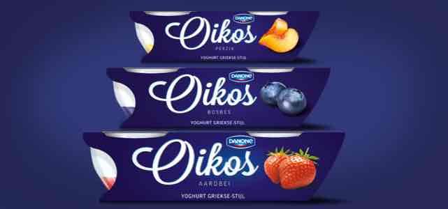 Probeer Danone Oikos GRATIS @ Scoupy