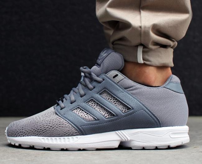Adidas Originals ZX Flux 2.0 (Grijs) voor € 47,95 @ Zalando