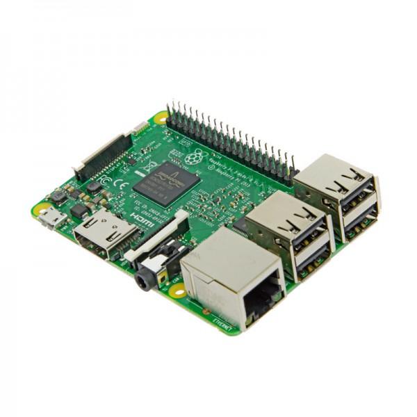 Raspberry Pi 3 Model B voor €34,95 @ Elektor