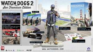 (FOUT?) Extra korting op Watch Dogs 2 San Francisco/Gold Edition @ Ubistore