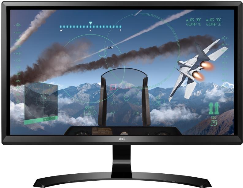 LG 24UD58-B IPS 4K Monitor voor €273,72 @ Amazon ES