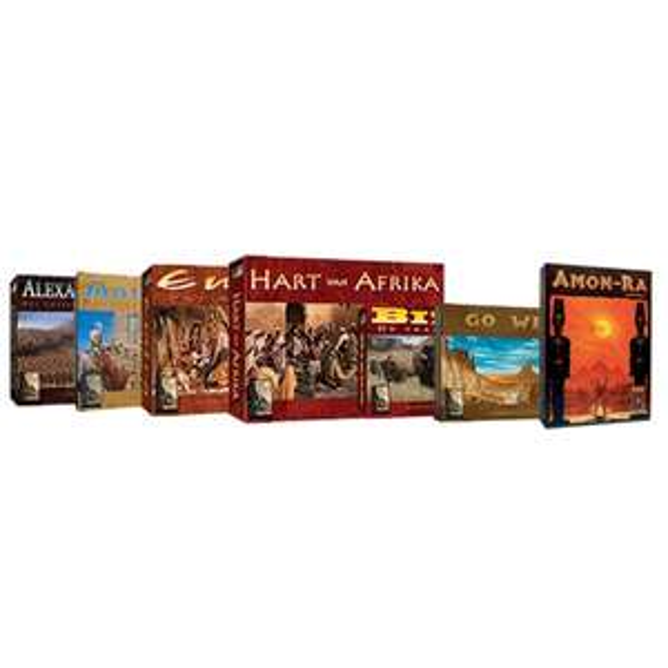 6x 999 Games bordspellen voordeelpakket van € 224.89 voor €54.99