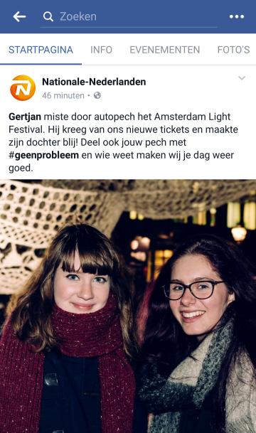 Gratis cadeau's bij Nationale Nederlanden