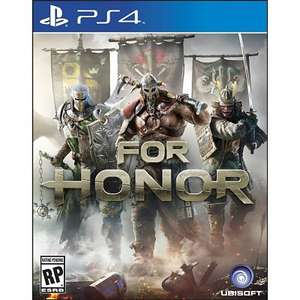 For Honor (PS4 Pre-order) voor €44,95 @ Allyourgames