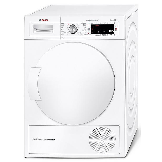 Bosch WTW84562NL warmtepompdroger voor €527 @ Wehkamp
