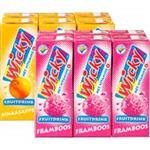12 pakjes Wicky fruitdrank voor €1 @ C1000