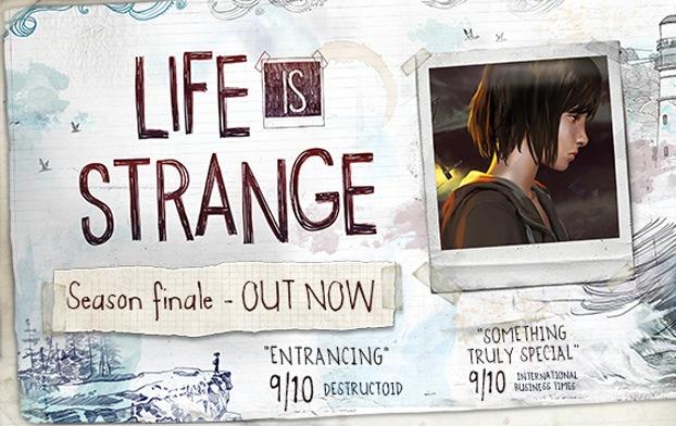Life Is Strange: Complete Season (1-5) (Steam) voor €4,99 @ Humble Store