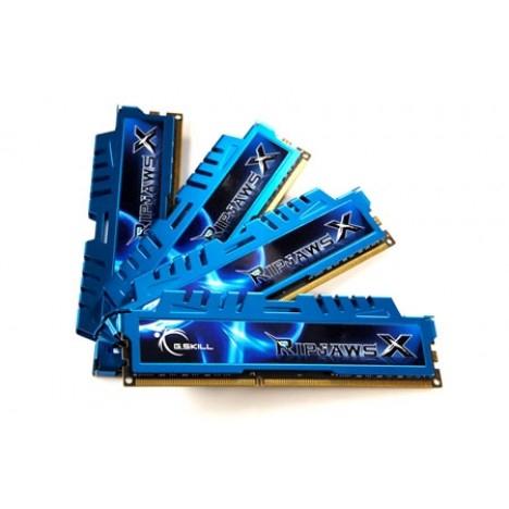 G.Skill RipjawsX F3-1866C9Q-32GXM 32GB voor €199,65 @ Sicomputers