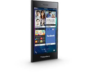[Prijsfout?] BlackBerry Leap zwart voor €123,44 @ MaxICT
