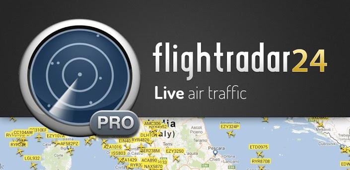 Flightradar24 app voor €0,89 (66% korting) @ App Store / Google Play