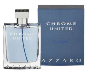 [UPDATE] Azzaro Chrome United Eau de Toilette 100ml €22 @ Kruidvat