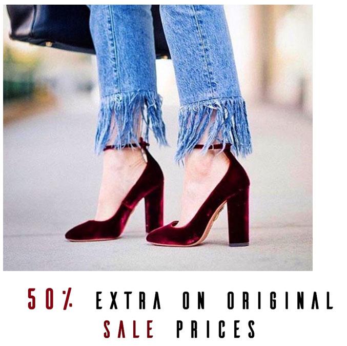 50% Extra korting op sale @ Mayke