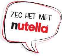 gratis Nutella label maken