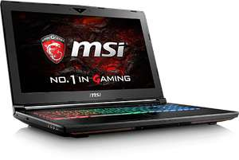 MSI Gaming Laptop met i7-6700HQ/GTX1070 @ Sicomputers