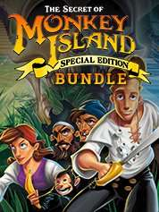 The Secret of Monkey Island: Special Edition & Monkey Island 2 Special Edition: LeChuck's Revenge