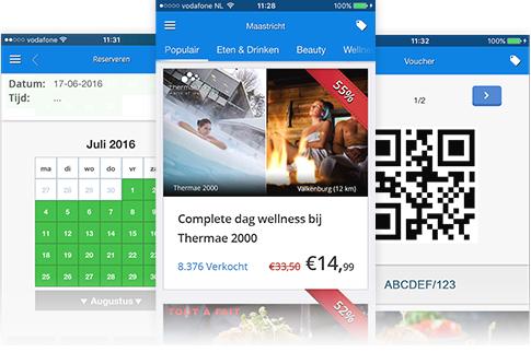"""€3,50 gratis saldo op SocialDeal voor """"Spontaan uit eten"""""""