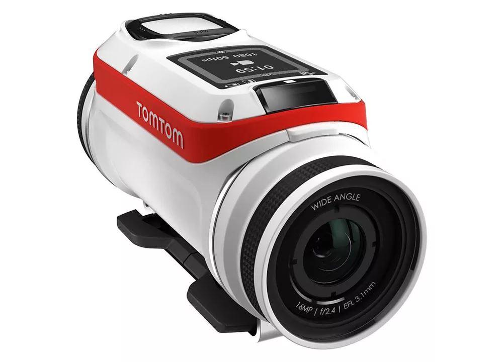 TomTom Bandit action cam Adventure Pack