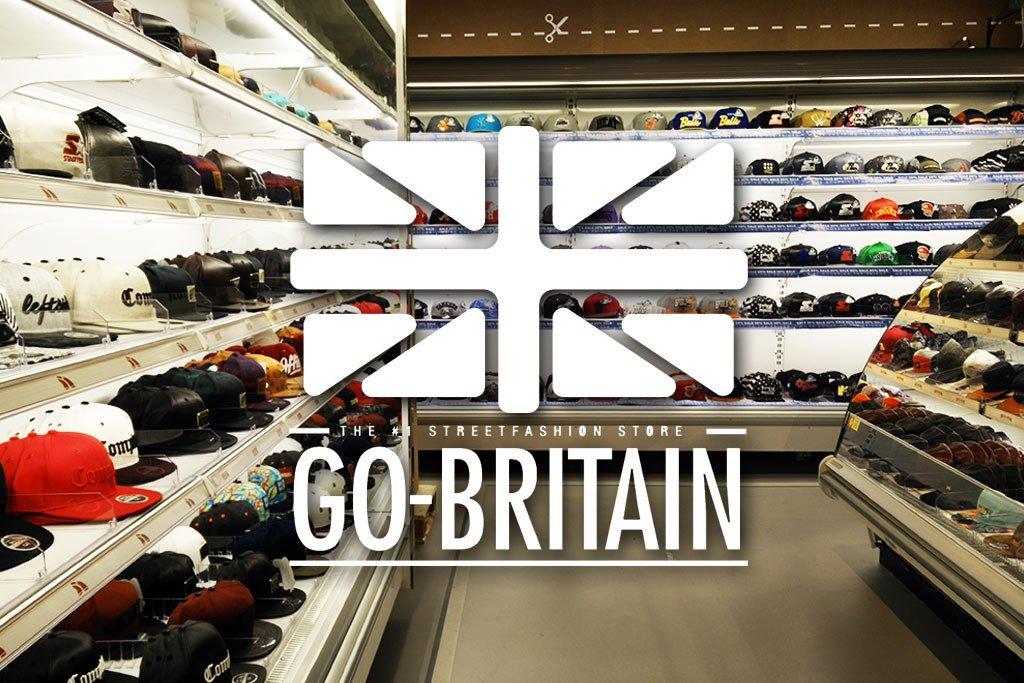 Veel schoenen 75% korting @ Go Britain (Sperry €15, Converse, Supra, Vans €20)