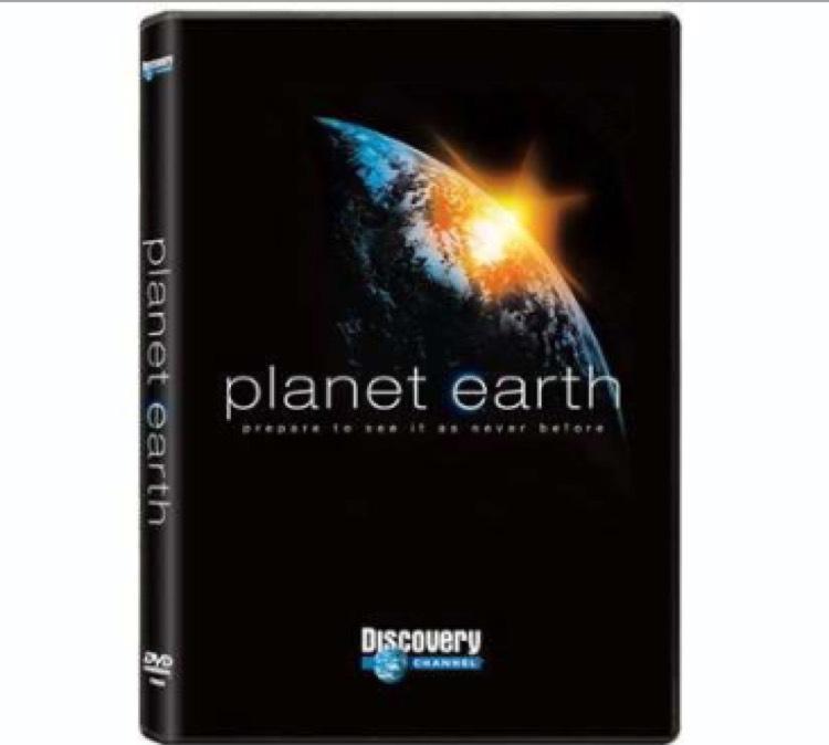 Gratis DVD Planet Earth (actie van EO)
